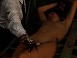 No escape for this slave girl when mistress arrives BDSM