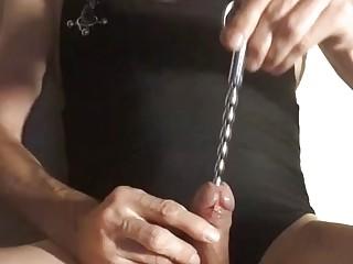 Kinky peehole fucking masoslut