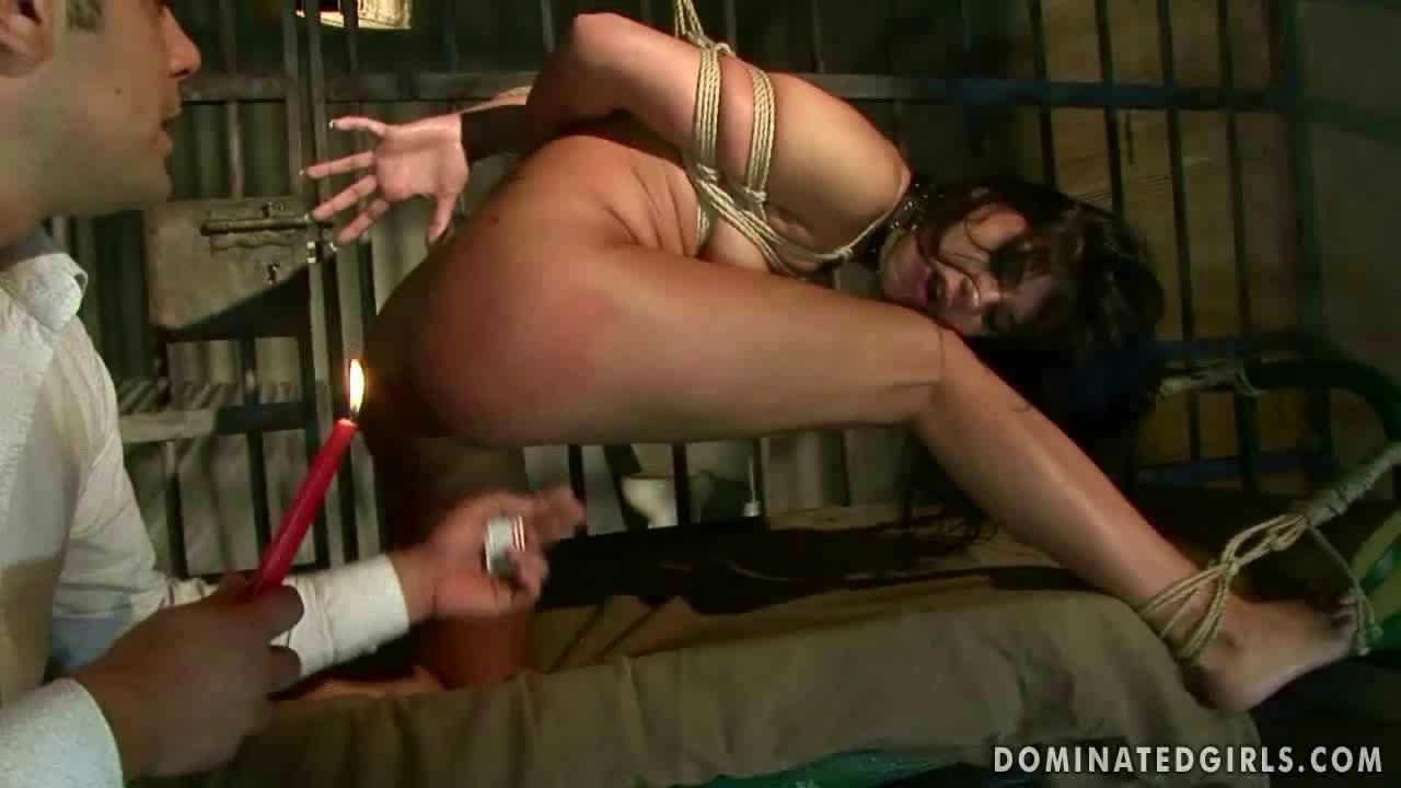 Sucking Dildo Getting Fucked