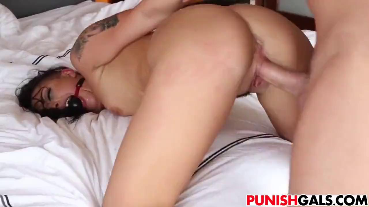 Hot Girl Getting Pounded